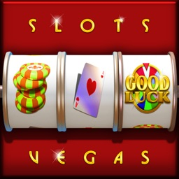 Vegas Slots - Spin to Win Good Luck Wheel Prize Classic Las Vegas Casino Slot Machine