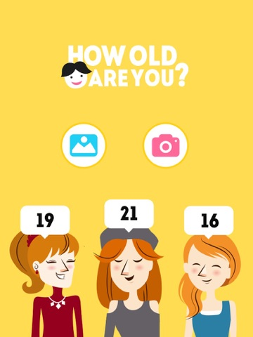 How Old Are You? - Guess My Photo Ages-ipad-4