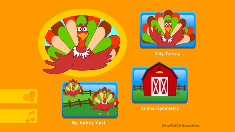 Starfall Turkey screenshot-0