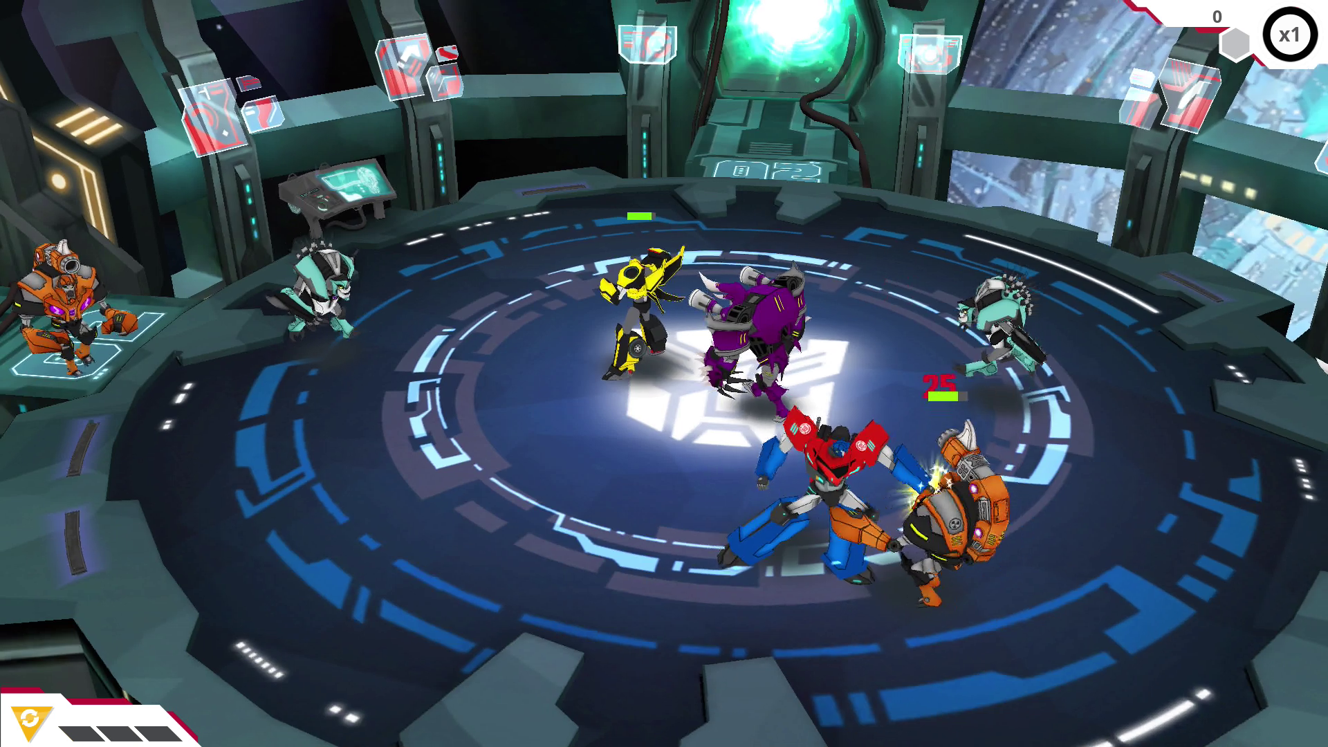 Transformers Robots in Disguise: Autobots Unite screenshot 2
