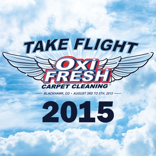 Oxi Fresh Take Flight 2015