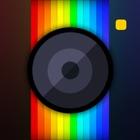 iDarkroom - 手动相机,图像编辑,照片美化,最好的卡通手绘效果 icon