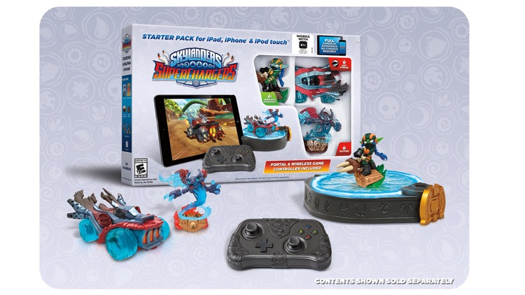Skylanders SuperChargers screenshot-1