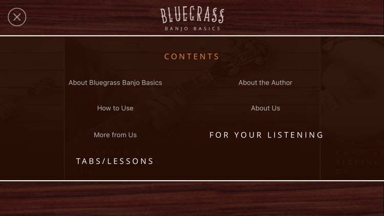 Bluegrass Banjo Basics screenshot-4