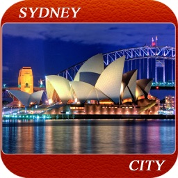 Sydney Offline Map Travel Guide