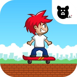 Skater man Dash, No Ads