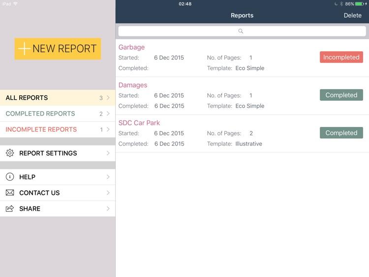 Audit Reporting screenshot-3