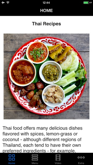 Asian cuisine thai korean chinese and japanese food recipes on screenshots forumfinder Images
