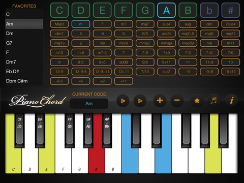 Piano Chord By Nik Ios United Kingdom Searchman App Data