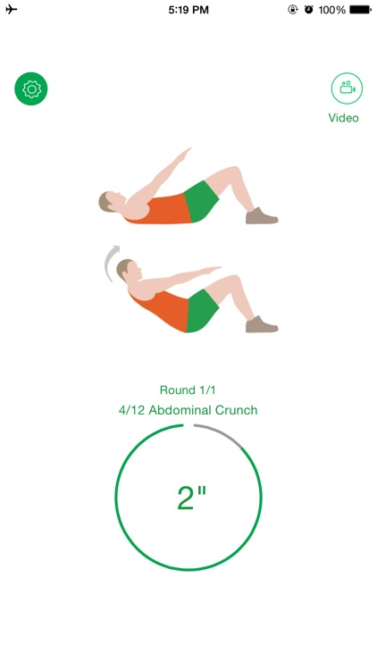 7 minute workout fitness