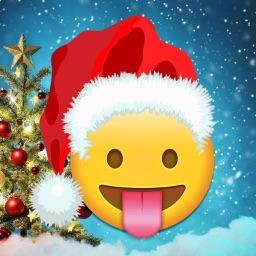 Christmas Emoji Keyboard Pro