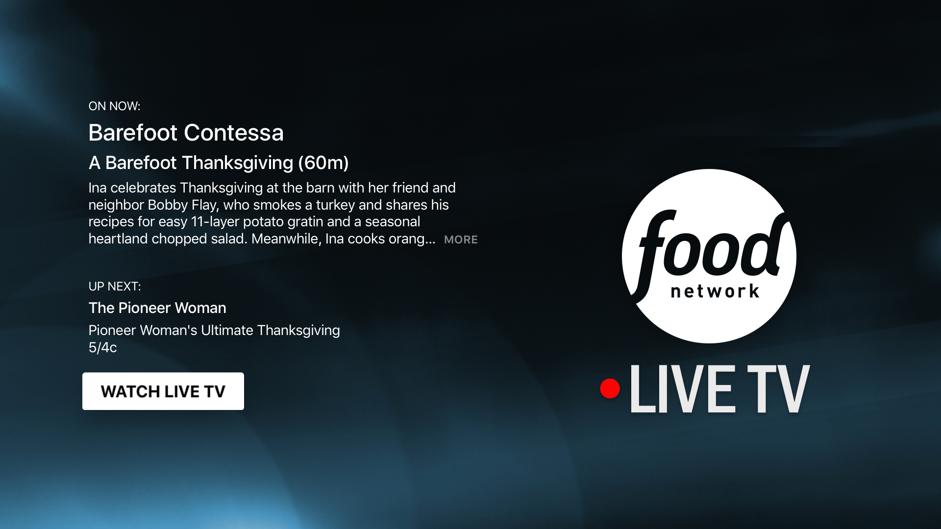 Food Network: 10K+ TV Episodes screenshot 13