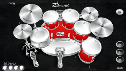 Z-Drums screenshot one