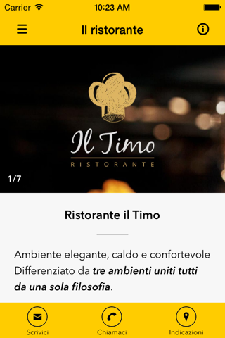 Ristorante Il Timo - náhled
