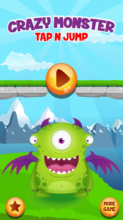 Crazy Monster - Tap N Jump