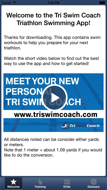 Tri Swim Coach screenshot-1