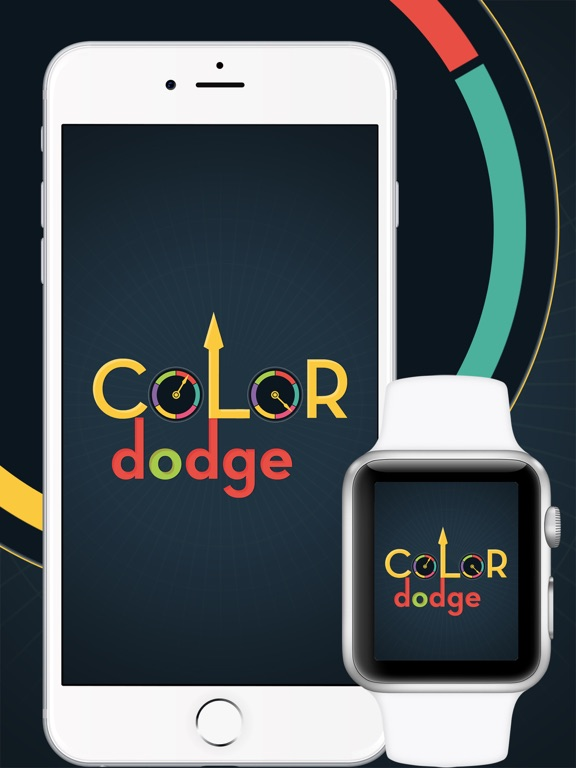 Color Dodge - Reflexes Game Screenshot