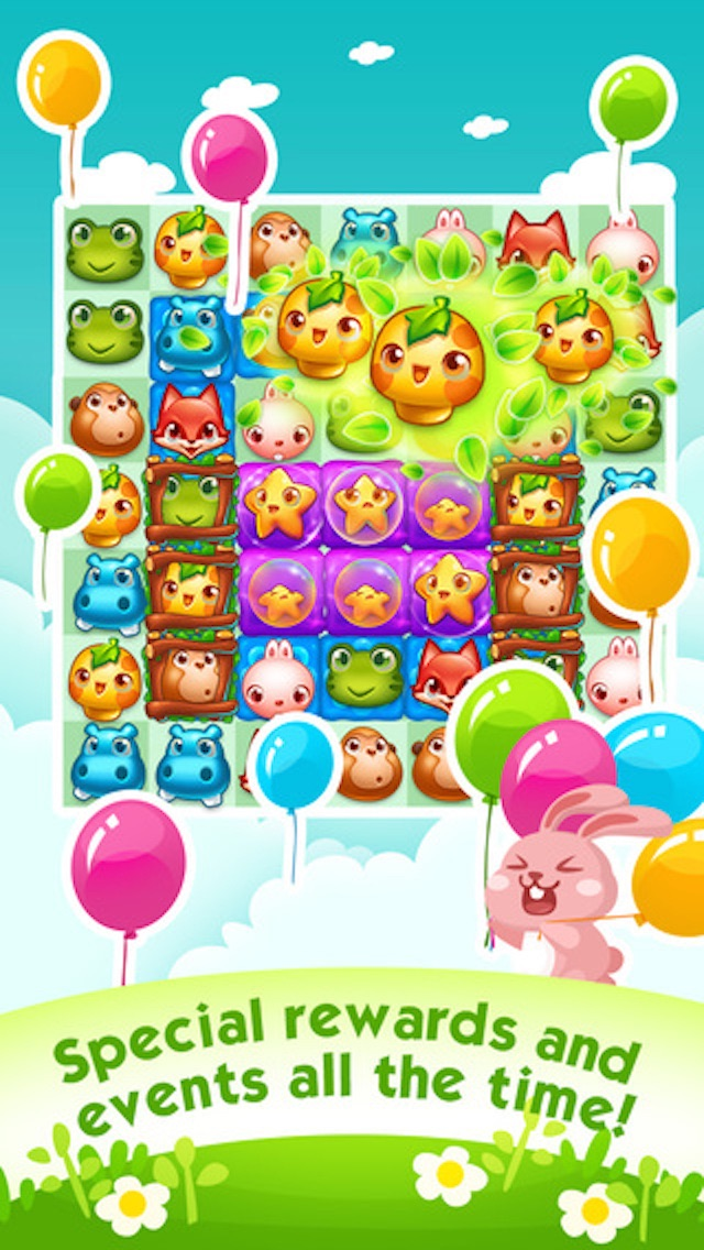Forest Heroes - 3 match puzzle game hack tool