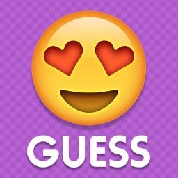 Emoji Guess ~ Best Free Emojis Guessing Quiz App