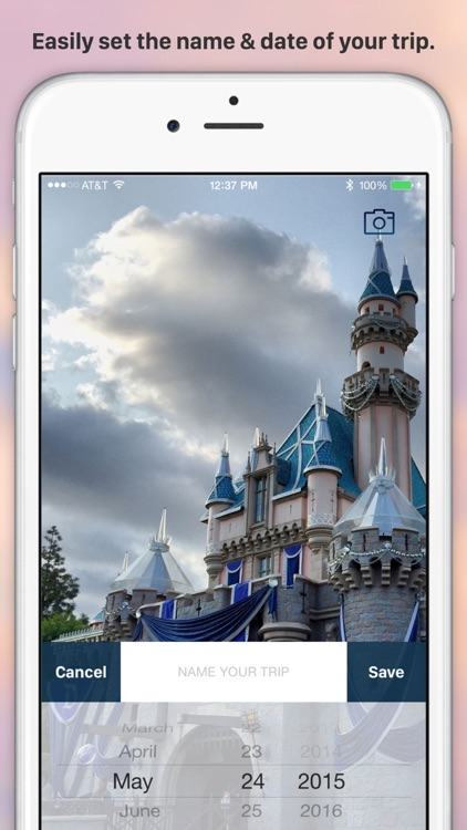 MouseWait Countdown for Disneyland and Disney World WDW screenshot-3