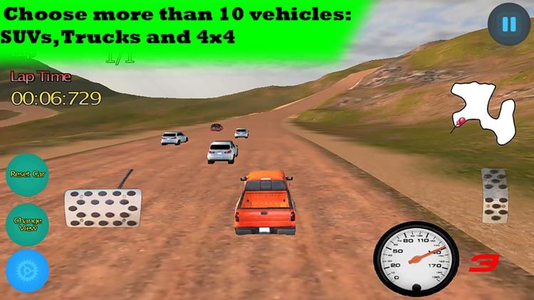 Off Road Racing Challenge PV screenshot-3
