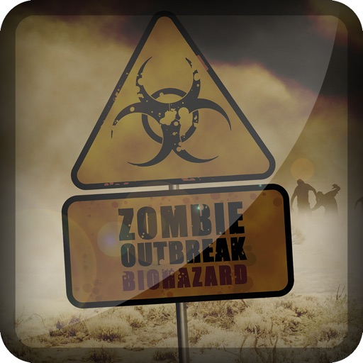 Crime Scene Murder Mystery Un-Dead Zombie City Speed Tap Game iOS App
