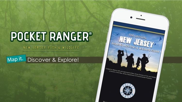 NJ Fish, Hunting & Wildlife Guide- Pocket Ranger®