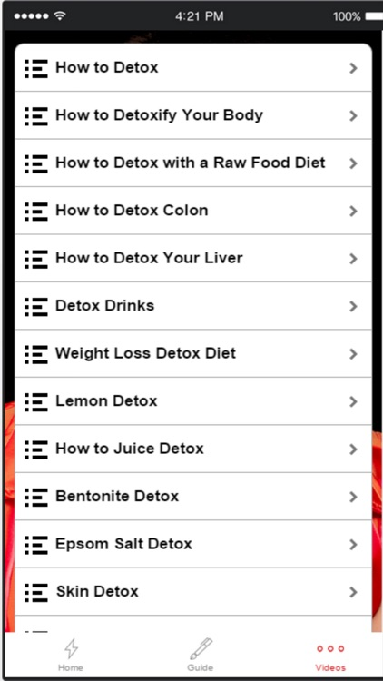 How to Detox - Easy Cleanses