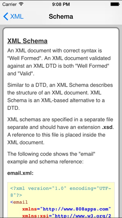 XML Pro screenshot-4