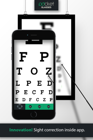 Pocket Glasses PRO. screenshot 3