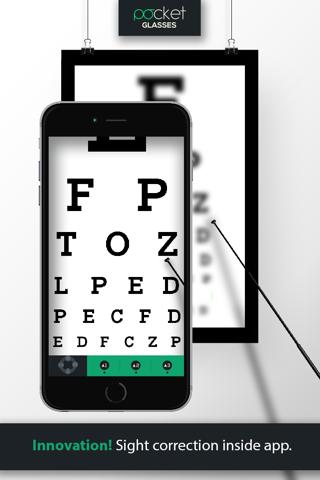 Pocket Glasses PRO. screenshot 3