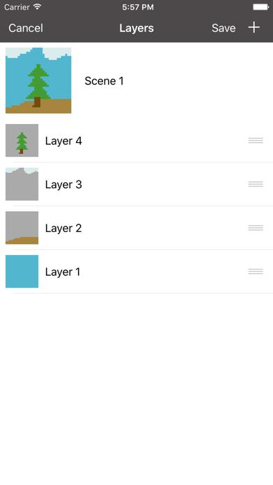 Pixel Board -- 8 Bit Art screenshot four