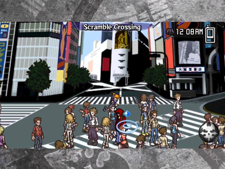 The World Ends with You: Solo Remix for iPad screenshot-4