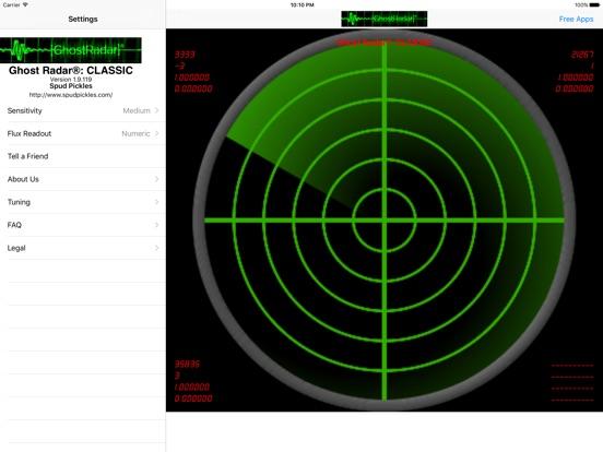 Ghost Radar®: CLASSIC iPad