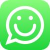 Stickers for Facebook Messenger, WeChat, Viber & WhatsApp...etc