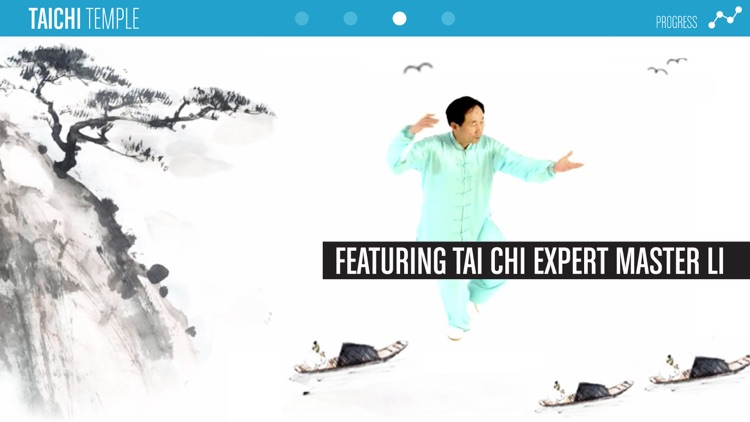 Taichi Temple - Learn Tai Chi & Qi Gong with Motion Tracking screenshot-3