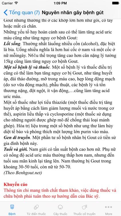 Từ điển y học Việt Nam screenshot-3