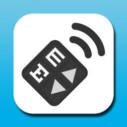 Eye Chart Pro Remote Control