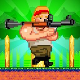 8-bit Action hero (Pro)