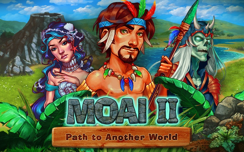 Moai 2: Path to Another World (Full) screenshot 1