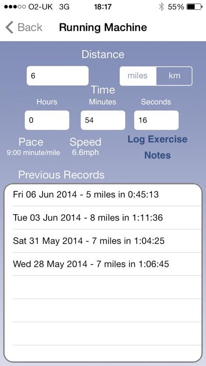 Easy Gym Log Premium screenshot-3