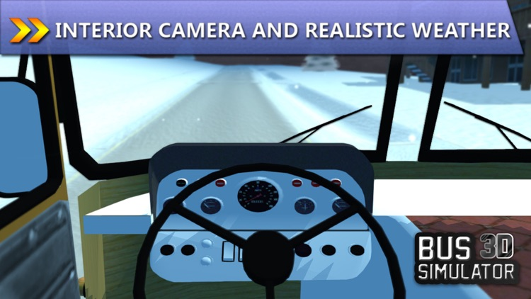 Bus Simulator 3D screenshot-3