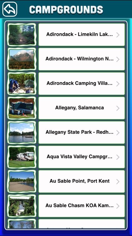 New York Campgrounds & RV Parks screenshot-2