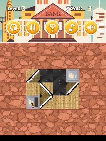 Bank Bandit - Runaway with that Gold Thief!-ipad-3