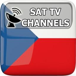 Czech TV Channels Sat Info