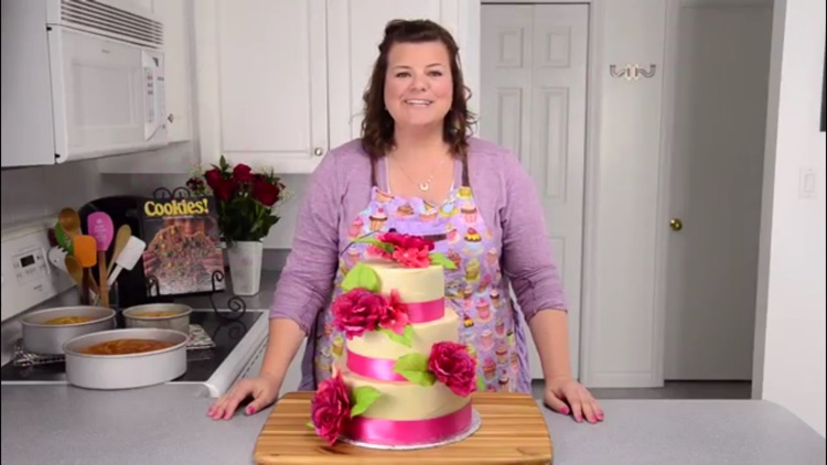 How To Bake A Wedding Cake screenshot-4
