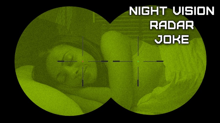 Night Vision Radar Joke
