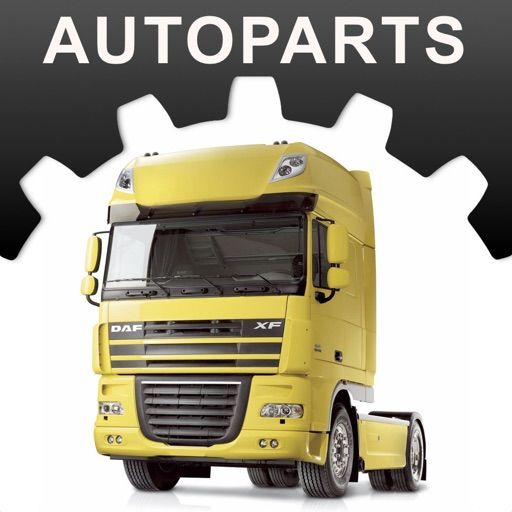 Autoparts for DAF Truck