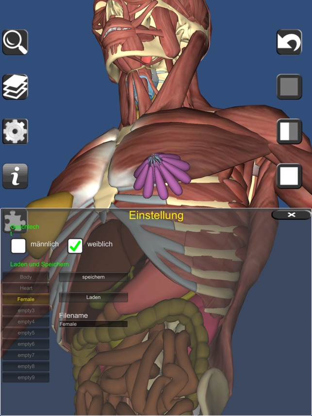 3D Bones and Organs (Anatomy) im App Store