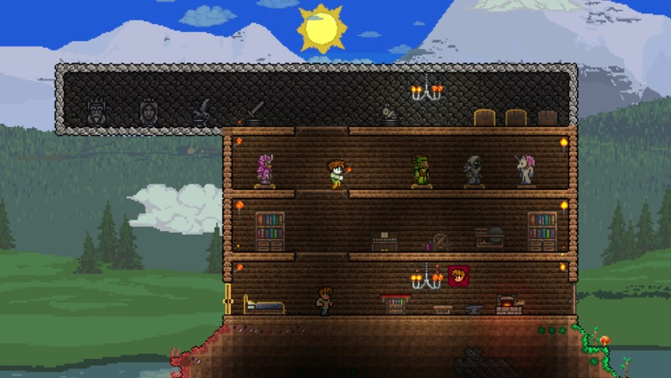 Terraria screenshot-1